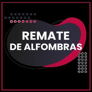 REMATES DE ALFOMBRAS DE ARÉA